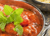 Indian Spice Takeaway - Dish